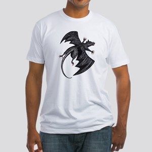 Vampyre Rats Fitted T-Shirt